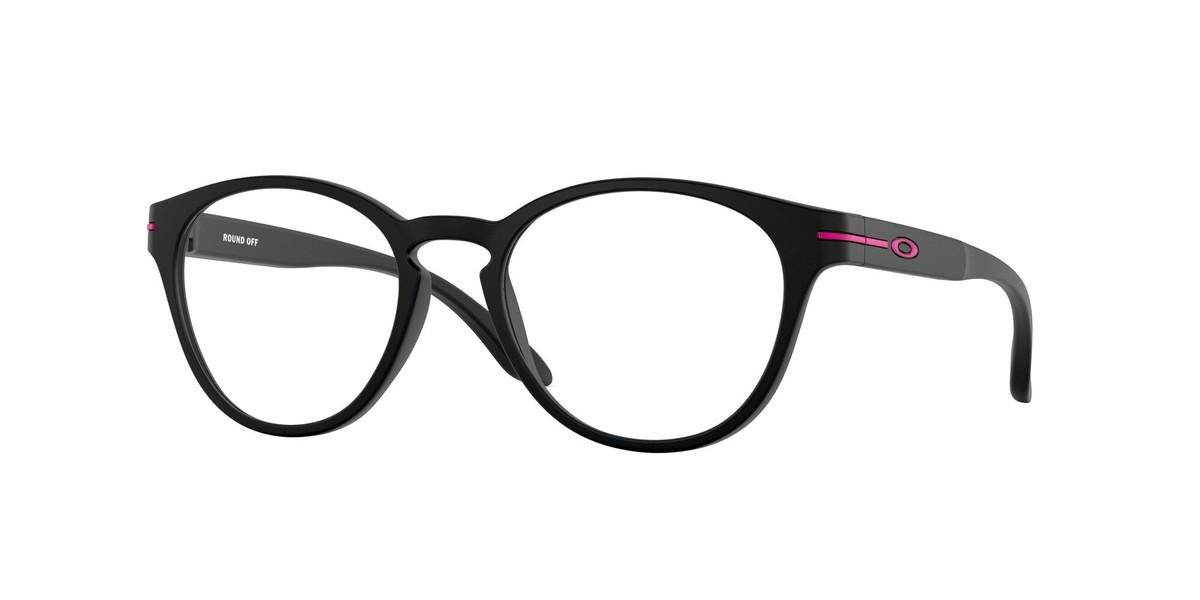Oakley Youth OY8017 ROUND OFF Eyeglasses